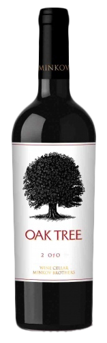 "Minkov Brothers - ""Oak Tree"" 2015 0.75l"